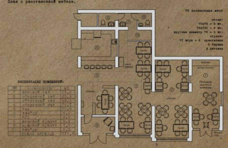 006_План с расстановкой мебели