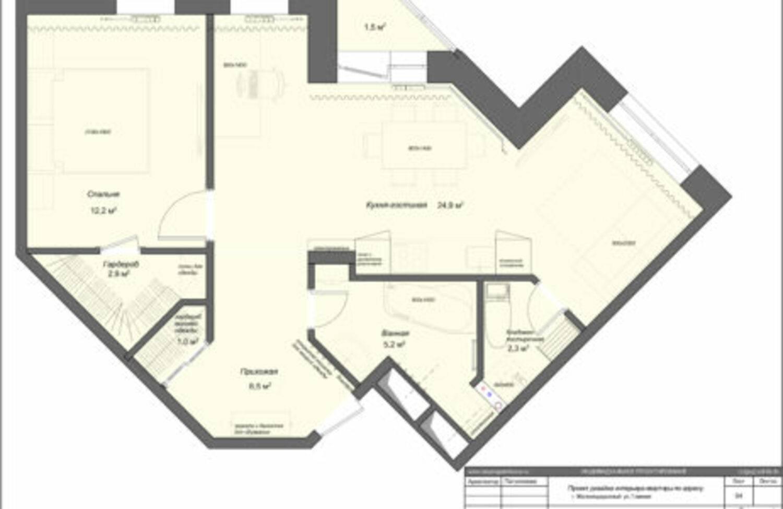 План с расстановкой мебели_варианты-2