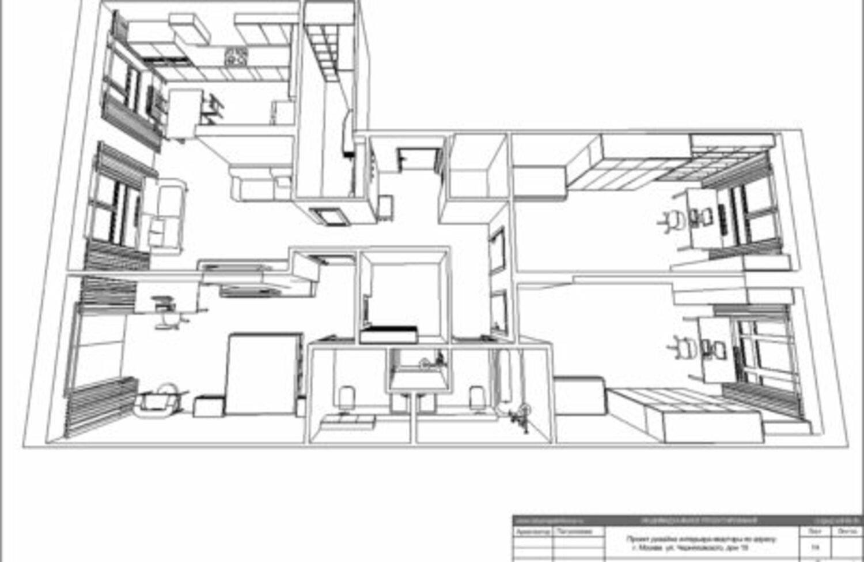 Объемно-планировочное решение-2