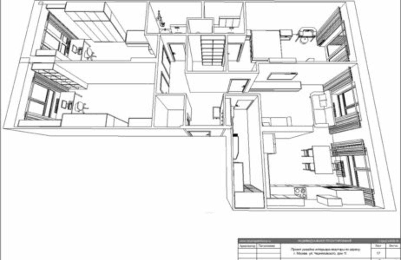 Объемно-планировочное решение-5